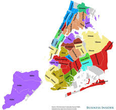 Maps Of New York by Nyc Ancestry Map For Alluring Map Of New York City With