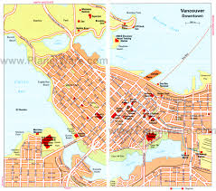 Map Of Spokane 15 Top Rated Tourist Attractions In Vancouver Planetware
