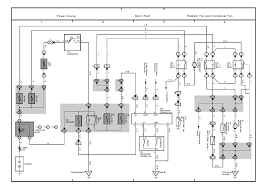 2002 toyota camry wiring diagram repair guides overall electrical wiring diagram 2001 overall