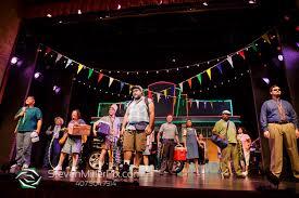 Winter Garden Theater Broadway - garden theatre hands on a hardbody winter garden corporate event