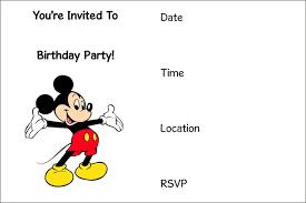boys kids birthday invitations template free invitations ideas