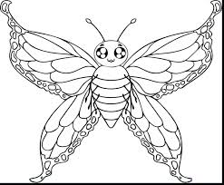 free monarch butterfly coloring pages cycle picture free