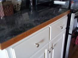 what type of paint to use on formica cabinets can i paint the oak edging on my countertops