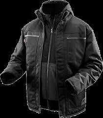 M12 Heated 3in1 Ripstop Jacket Black Jacket Only Milwaukee