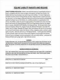 product liability disclaimer template business profit loss