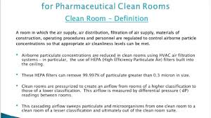 gmp environmental monitoring for pharmaceutical clean rooms youtube