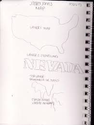 Jasper Johns Map February 2013 Alab Blog Page 4