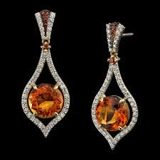 november birthstone topaz or citrine november u0027s birthstone citrine u0026 topaz hubert jewelry