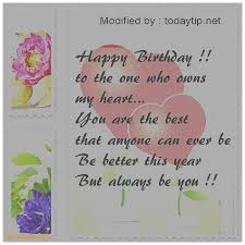 birthday cards lovely birthday card messages for boyfriend