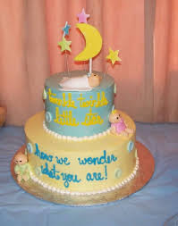 129 best baby shower cakes gender neutral images on pinterest