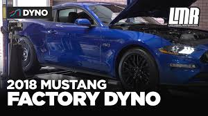late model restoration mustang stock 2018 mustang gt dyno numbers lmr com