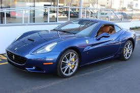 Ferrari California Old - used 2011 ferrari california for sale upper saddle river nj