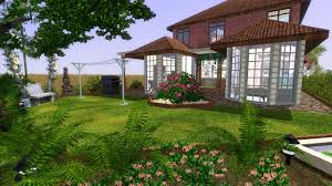 Sims 3 Garden Ideas Mod The Sims A Friendship Home