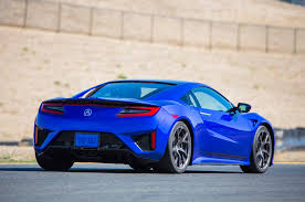 lexus convertible 2017 model by the numbers 2017 acura nsx makes 573 hp goes 191 mph