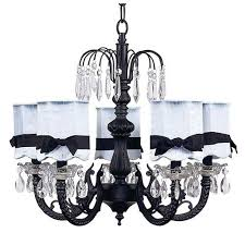 Blue Chandelier Shades Scalloped Drum Shade Lighting Bellacor