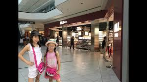 muji store grand opening at markville mall markham canada youtube