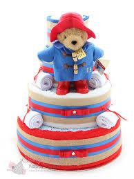 paddington bear nappy cake stacey jane u0027s nappy cakes