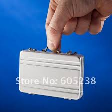 mini business cards free free shipping mini briefcase business card card holder in