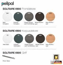 Impuls K Hen Pelipal Solitaire 6900 Badmöbel Set Mit 710 Mm Waschtisch V2 3