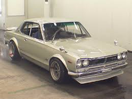 nissan skyline for sale in japan 1971 nissan skyline kpcg10 gt r hakosuka sold for 210k