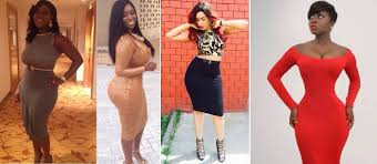 20 most curvy african celebrities