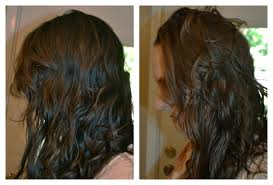 Washing Hair After Coloring At Home - coconut oil hair mask and how to get it out of your hair