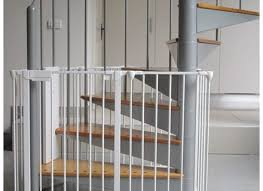 Baby Gate For Stairs With Banister Best Baby Gates For Stairs With Banisters Home Stair Design Metal