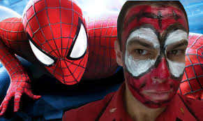 coloring pages delightful spiderman face maxresdefault coloring