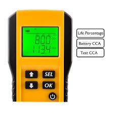 ae300 12v digital lcd autos car battery load tester analyzer