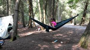 Cocoon Hammock Camping The Spinning Cocoon Trick How To Get Into A Hammock Youtube