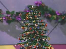 miniature christmas trees for crafts christmas lights decoration