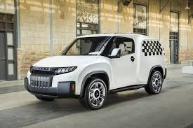 toyota makes toyota urban utility concept car u2 makes global auto show debut