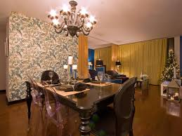 dining room accent furniture dining room accent wallpaper cream dining chairs vintage wooden