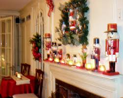 christmas decorating ideas for mantels christmas lights decoration