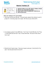 length word problems teach my kids
