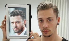 Geile Frisuren Zum Selber Machen Jungs by Justin Timberlake Frisur Selber Stylen Undercut Männer Dominik