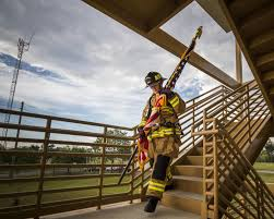 Firefighters Stair Climb by Airmen Participate In 24 Hour 9 11 Stair Climb U003e Air Force Reserve