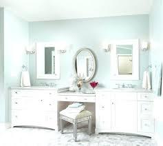 bathroom makeup vanity ideas bathroom with makeup vanity bathroom cabinet with makeup vanity