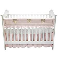 Pink And Gold Nursery Bedding Lambs U0026 Ivy Sweetheart Crib Bedding Collection Buybuy Baby