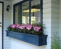 Wooden Window Flower Boxes - window flower box ideas flower box ideas using some old boxes