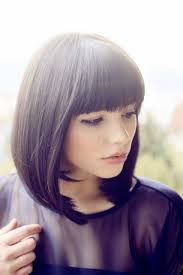 front fringe hairstyles 5 haircuts you need to try this summer