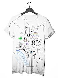 Star Maps Los Angeles by Star Map Tee Clashist Los Angeles Pinterest Products Maps