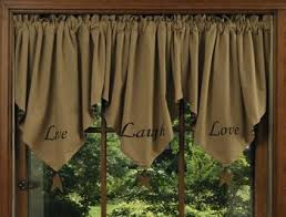 Pretty Kitchen Curtains by 37 Best Valances Images On Pinterest Primitive Curtains Country