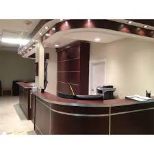 Funky Reception Desks Dayoris Doors Front Desk Modern Design Medical Office