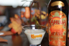 pumpkin martini recipe kahlua pumpkin spice liqueur review