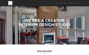 Interior Design Themes Design Studio Themes Wrapbootstrap