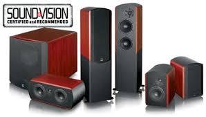 Svs Bookshelf Speakers Svs Mts Home Theater Speaker System Sound U0026 Vision