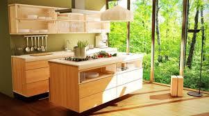 hauteur d une cuisine les cuisines éco et éco d à hauteur d homme inspirées par