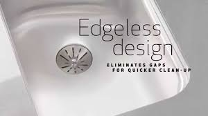 Elkay Crosstown Sink by Crosstown And Perfect Drain Sinks Youtube
