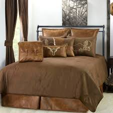Western Bedding Set Delectablyyours Lonesome Dove Western Bedding Comforter Or